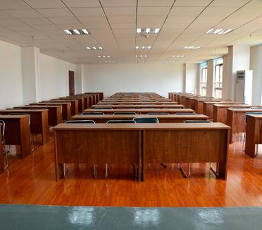 北京教室環境