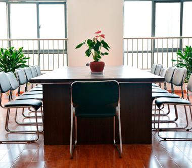 北京學校會議室