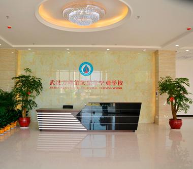 上海學校大廳