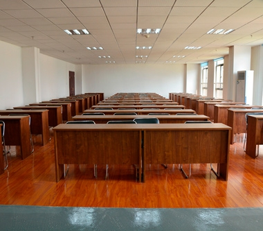 云南教室环境